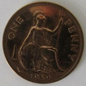 1937-1952 | George VI One Penny | Choose Your Year | Free Postage + Discounts