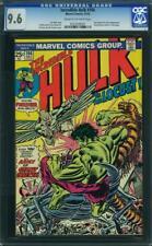 Incredible Hulk #194 (Dec 1975, Marvel) 9.6 NM+ CGC