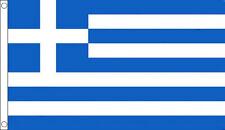 More details for huge 8ft x 5ft greece flag massive giant greek flags