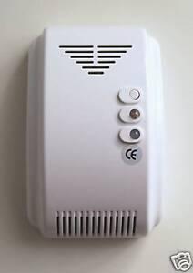 Alarma Gas 12V Camper Gas Alarm Gasmelder 12 V Autocaravana Butano LPG Propano
