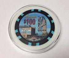 Sands Hotel and Casino Rat Pack Sinatra Las Vegas Poker Chip Card Guard WSOP