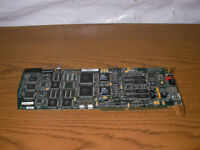 Dialogic D/240SC-T1 REV 2 W/Combined Media Board Dual T1 16-Bit ISA