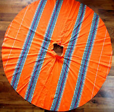 Vintage 1950'S Hand Painted Nat Amer Style Skirt Sz 8