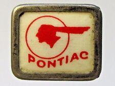 1930's PONTIAC pinback button badge VERY RARE STYLE +