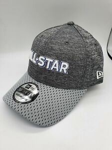 New Era 39Thirty 3930 Fitted Cap Hat - NBA ALL-STAR Game 2017. Medium Large