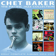 CHET BAKER New Sealed 2018 PACIFIC JAZZ COLLECTION 8 ALBUM 4 CD BOXSET