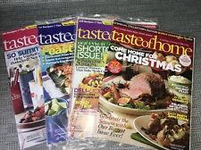 Taste Of Home Magazines 2011 Issues Cooking Caring & Sharing