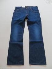 Lange Herren-Bootcut-Jeans in Plusgröße niedriger Bundhöhe (en)