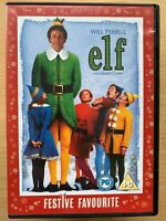 Lutin DVD 2003 Noël Comédie Film Classique Avec Volonté Ferrell 2-Discs