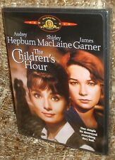THE CHILDREN'S HOUR DVD,NEW & SEALED,RARE,WITH AUDREY HEPBURN SHIRLEY MACLAINE