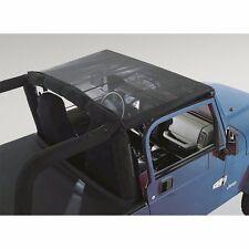 Jeep Wrangler YJ Mesh Summer Brief Top 1992-1995 13575.01 Rugged Ridge