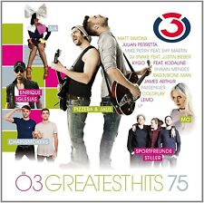 Ö3 GREATEST HITS,VOL.75 CD NEU  SIA/PASSENGER/COLDPLAY/SPORTFREUNDE STILLER//+