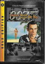 DVD ZONE 2--JAMES BOND--CONTRE DR NO--CONNERY/ANDRESS/LORD/YOUNG--NEUF