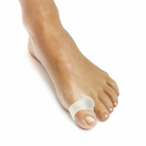 EUMEDICA DIVARICATORE CON ANELLO FISSATORE GEL TOE SPREADER W/TOE LOOP
