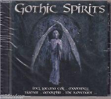Gothic Spirits -Therion, Edenbridge, Moonspell, Eisbrecher, Tiamat u.a.(NEU!OVP)
