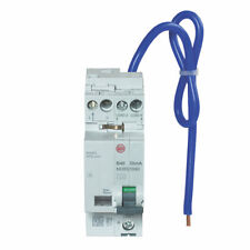 Wylex 40 Amp 30mA DP Type B AFDD RCBO Arc Fault Detection Device NHXSB40 AFD