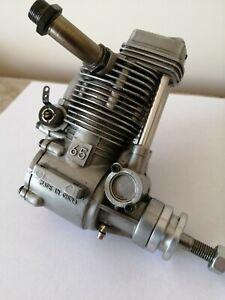 Model aircraft engine SC 65 4 stroke