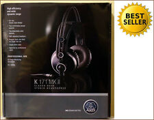 NEW AKG Audio K171 MKII Professional Studio Headphones 2908X00190 100% SELLER