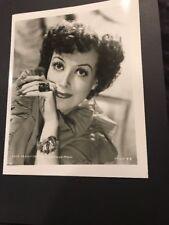 Joan Crawford Sexy Hollywood Actress VINTAGE Photo 8x10  Lot K
