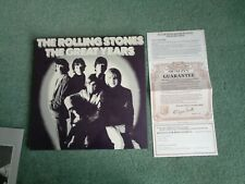 Vintage Rolling Stones The Greatest Hits Readers Digest Boxed Set VGC+