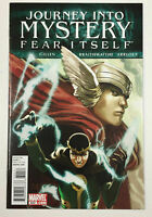 Journey Into Mystery #622 (Marvel 2011) Thor Loki Ikol Hans Cover First Print