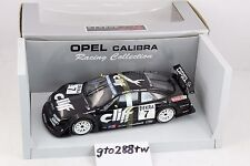 "UT/Minichamps 1:18 scale OPEL CALIBRA V6 DTM ""Cliff"" ITC 1996 #7 Manuel Reuter"
