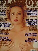Playboy May 1999   Charlize Therron Thishara Lee Cousino   #2609+