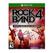 NEW Rock Band 4 (Microsoft Xbox One, 2015)