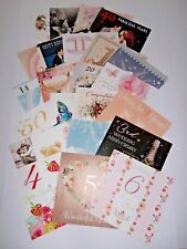 """Hunkydory The Square Little Book of Anniversaries 5"""" x 5""""  - 25 Sheets"""