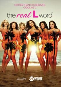 The Real L Word Season 1 Series New DVD Region 4 Lesbian Theme