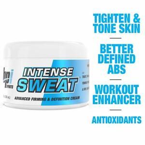 BPI Intense Sweat Firming & Definitin Cream 8oz