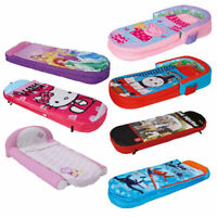 KIDS READYBEDS INFLATABLE BED SLEEPOVER CAMPING - DISNEY, PAW PATROL & MORE