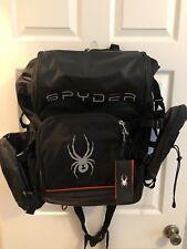 NEW SPYDER COACH BACKPACK  Camping Hiking  Ski Huge Bag Large  726986 BLACK $325