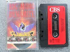 BIG AUDIO DYNAMITE - MEGATOP PHOENIX -  ALBUM - CASSETTE TAPE