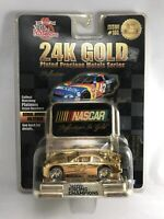 1998 ,1:64 RACING CHAMPIONS 24K GOLD PLATED NASCAR ,#42 Bell South ,1 of 9999