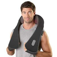 Salter Neck Massager Shiatsu Electric Back Shoulder Massage with Heat
