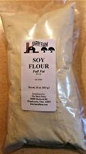 Soy Flour, Full Fat