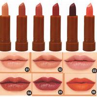 6pcs Make-up Set LongLasting Lippenstift Wasserdicht Gloss Matte Velvet Lip T5Z1