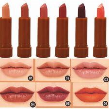6x Makeup Long Lasting Lipstick Waterproof Matte Velvet Lip Gloss Cosmetic  AUD