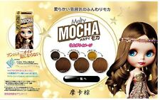 FRESH LIGHT Japan Blythe Bubble Hair Melty Mocha Color DYING KIT