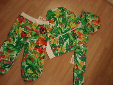 JUICY COUTURE  GIRL'S  - 2PC    SET SIZE- LARGE (14)    NWT TROPICAL