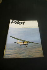 March Aircraft Pilot Magazines in English