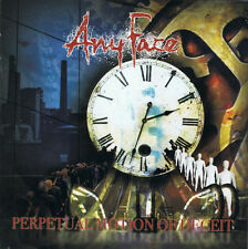 Any Face - Perpetual Motion of Deceit (2014)  CD  NEW/SEALED  SPEEDYPOST
