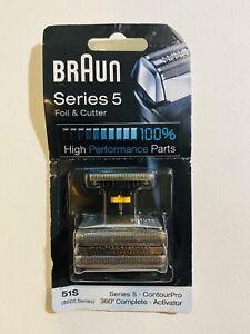 Braun 51S Series 5 High Performance Parts Foil & Cutter Shaver Head