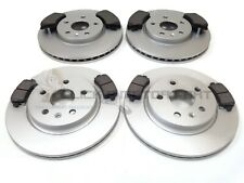 VAUXHALL INSIGNIA 2.0 CDTi FRONT REAR BRAKE DISCS & PADS CHECK SIZE 321MM 315MM