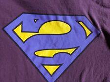 Bizzaro Shirt Size XL Rare OOP DC Comics Superman 2000