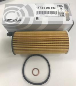 Genuine BMW & MINI Oil Filter Part Number 11428507683 for Diesel Engines