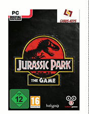 Jurassic Park The Game Steam Key Pc Game Spiel Computer Global [Blitzversand]