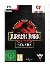 Jurassic Park The Game STEAM KEY PC GAME GIOCO COMPUTER Global [SPEDIZIONE LAMPO]