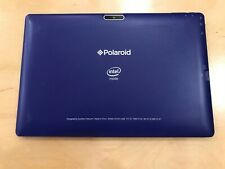 FOR PARTS AS IS Polaroid Q1010 RYBL Bundle Tablet BLUE